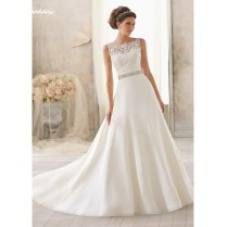 Popular Goddess Wedding Dresses