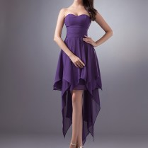 Popular Purple Dresses For Wedding Guests