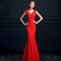 Popular Traditional Chinese Wedding Gown