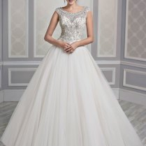 Popular Victorian Style Ball Gown Wedding Dresses