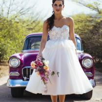 Rockabilly Wedding Ideas By Celeste Styled Events {claire Thomson
