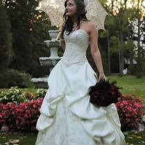Romantic Victorian Gothic Wedding