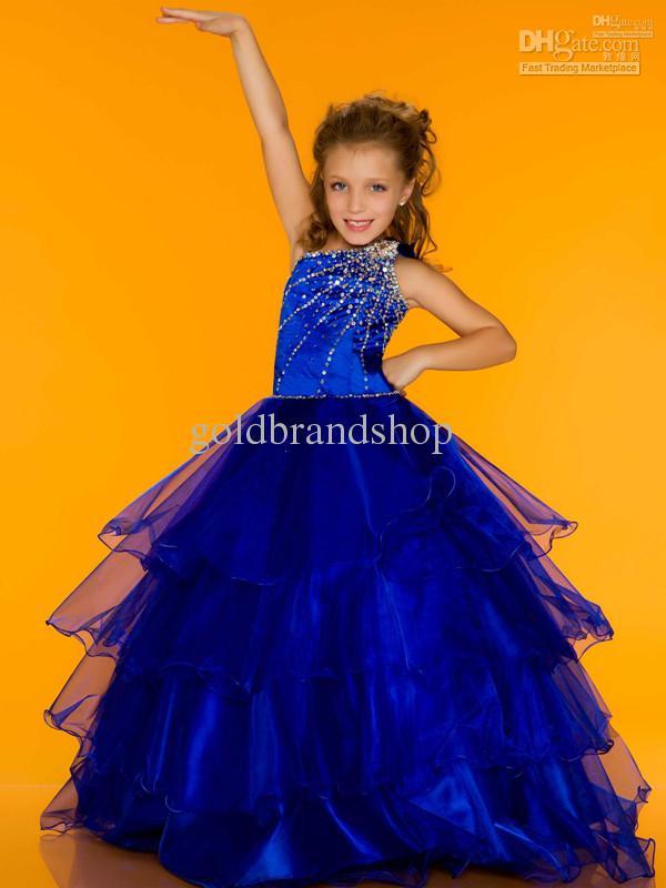 Royal Blue And Orange Wedding