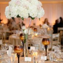Simple Elegant Wedding Centerpieces