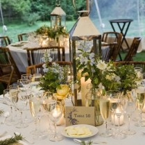 Terrific Silver Lanterns For Wedding Centerpieces 1000 Ideas About