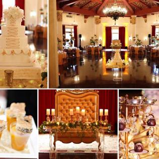 The First Every Ultimate San Diego Wedding, Wedding Cake By Sweet