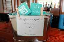 Turquoise And Coral Diy Wedding Reception On The Chesapeake Bay