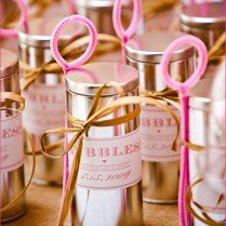 Unique Diy Wedding Favors