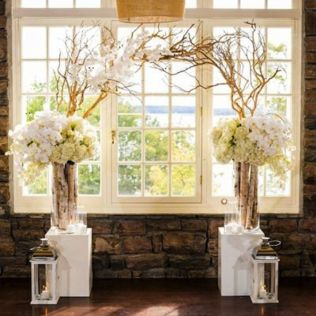 Unique Wedding Altar Ideas And Pictures Popsugar Home Flower And