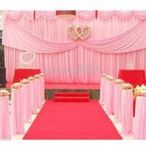 Wedding Backdrop Curtain Wedding Decorations Background Free