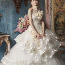 Wedding Dresses From The 1800s