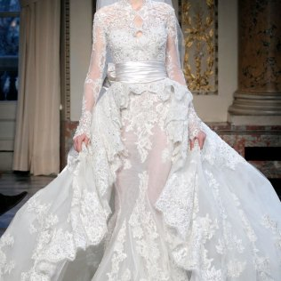 Wedding Dresses With Hijab