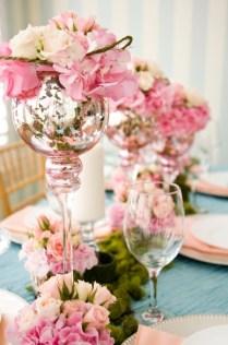 Wedding Reception Table Flowers On Wedding Flowers With Tomobi