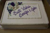 Wedding Sheet Cake Ideas Decorating Community We Bake Change The