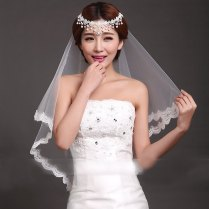 Wedding Veils Short