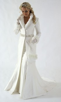 Wedding Winter Coat