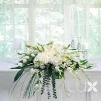 White Altar Arrangement (bw17