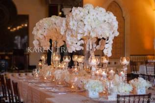 White And Blush Wedding At The Grand Del Mar Capella Chapel