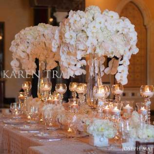 White And Blush Wedding At The Grand Del Mar Capella Chapel