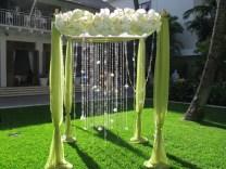 Wooden Design Home Green Grass Outdoor In Garden Green Lime