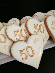 1000 Images About Anniversary Cookies (decorated) On Emasscraft Org