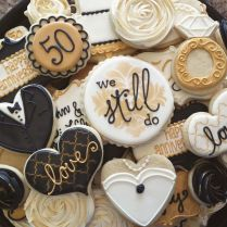 17 Best Ideas About 50th Anniversary Cookies On Emasscraft Org