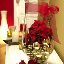 17 Best Ideas About Christmas Wedding Centerpieces On Emasscraft Org