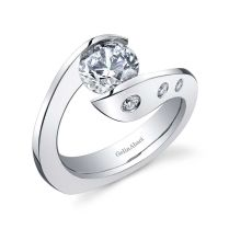 17 Best Ideas About Contemporary Engagement Rings On Emasscraft Org
