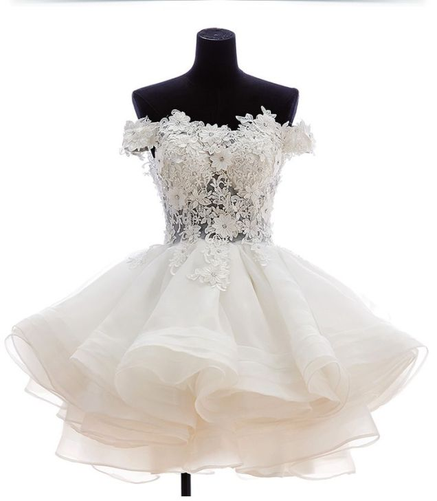 17 Best Ideas About Mini Wedding Dresses On Emasscraft Org
