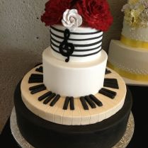 17 Best Ideas About Music Themed Weddings On Emasscraft Org