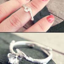 17 Best Ideas About Twig Engagement Rings On Emasscraft Org