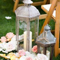 17 Best Ideas About Wedding Aisle Lanterns On Emasscraft Org