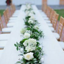 17 Best Ideas About Wedding Table Garland On Emasscraft Org