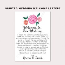 17 Best Ideas About Wedding Welcome Letters On Emasscraft Org