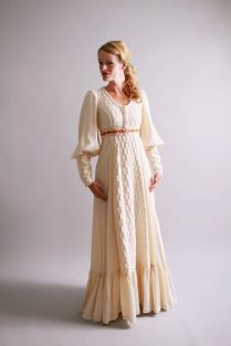 17 Best Images About 70's Style Gunny Sack Dresses On