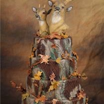 17 Best Images About Camo Wedding Cakes On Emasscraft Org