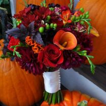 17 Best Images About Fall Wedding Flowers On Emasscraft Org