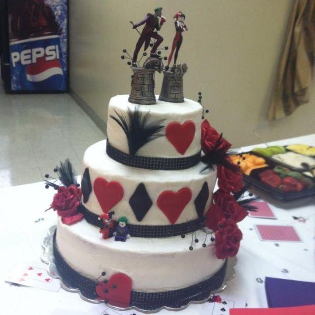 17 Best Images About Joker Harley Quinn Wedding Ideas 3 On