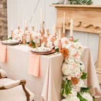17 Best Images About Rose Gold Weddings On Emasscraft Org