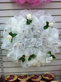 17 Best Images About Wedding Mesh Wreaths On Emasscraft Org