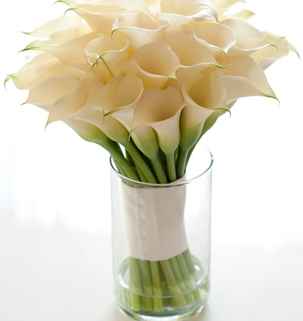17 Best Images About White Calla Lily Weddings On Emasscraft Org