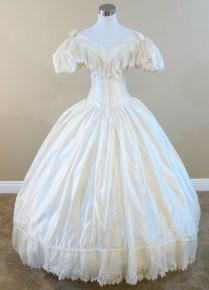 1800s Wedding Dresses