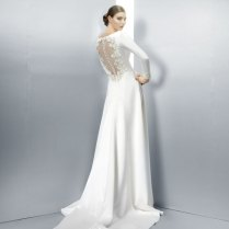 20 Of The Most Stunning Long Sleeve Wedding Dresses Chic Vintage