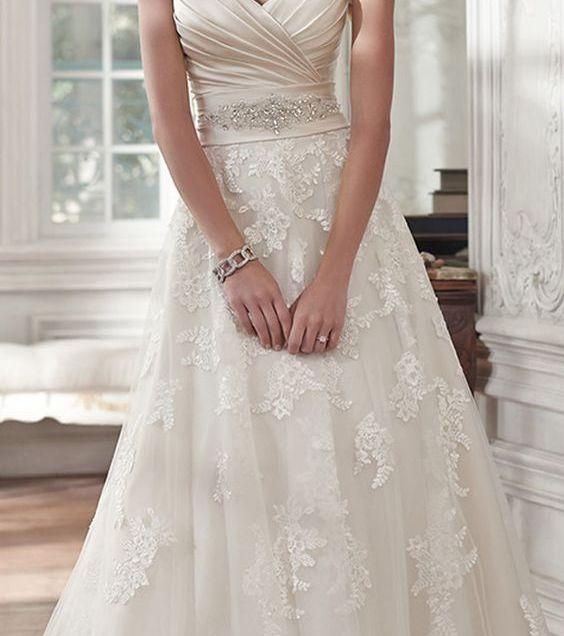 38 Sweetheart Wedding Dresses That Wow