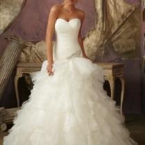 5 Kinds Of Sweetheart Wedding Dresses