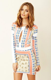 Aisle Style The Top 3 Trendy Looks To Wear To Spring 2013