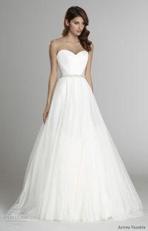 Alvina Valenta Fall 2015 Wedding Dresses