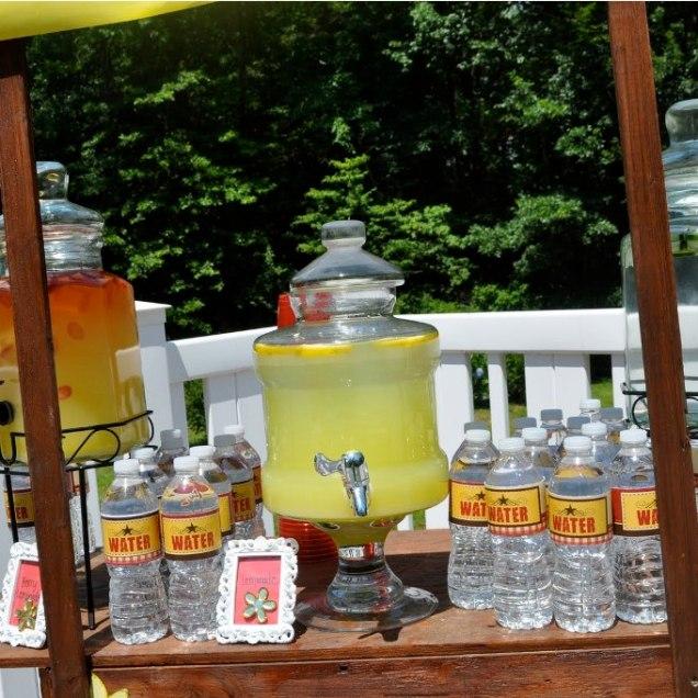 Backyard Bbq Ideas For Memorable Wedding Receptions