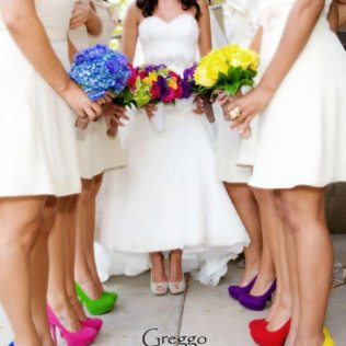 Beach Bridesmaid Dress Photos & Tips