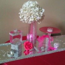Bling Candle Holders Diy